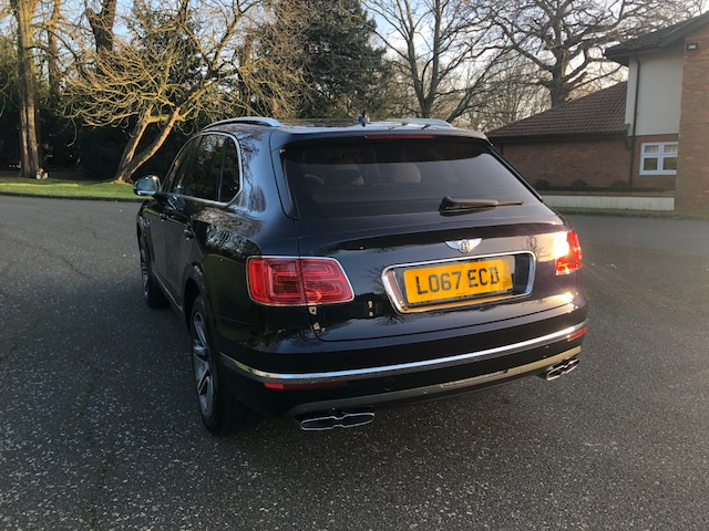 2018 '67' Bentley Bentayga