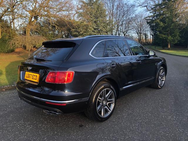 2018 '67' Bentley Bentayga