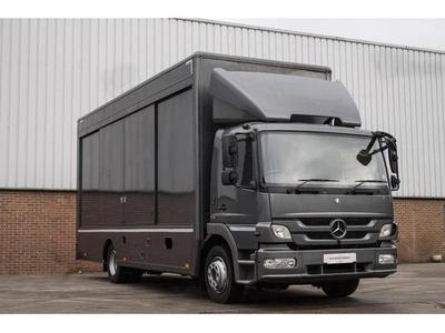 2011 '61' Mercedes Atego 1224 L Cab – Covered Transporter