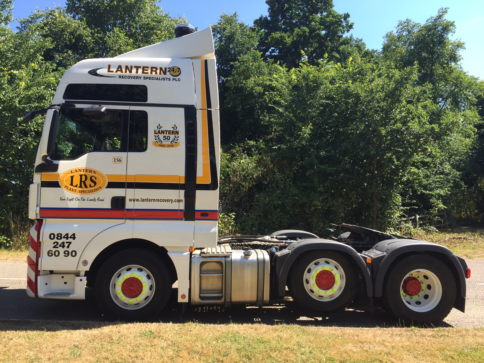 2015 '15' MAN 26.480 TGX XXL Sleep Cab (Euro 6)