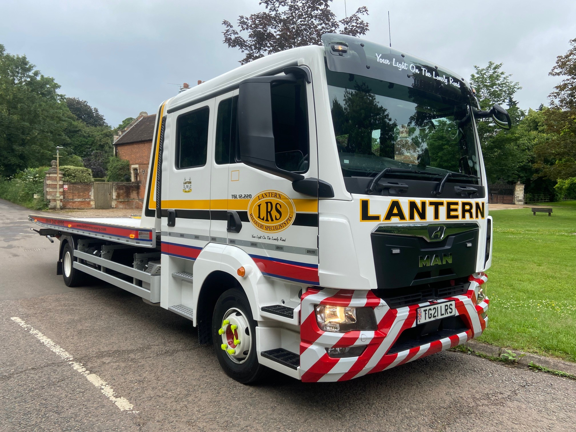 2021 '21' M.A.N TGL 12.220 Crew Cab (AUTO) Euro 6