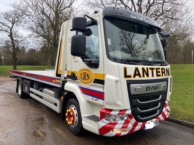 2021 '21' DAF LF 210 Day Cab (AUTO) – 12 Ton