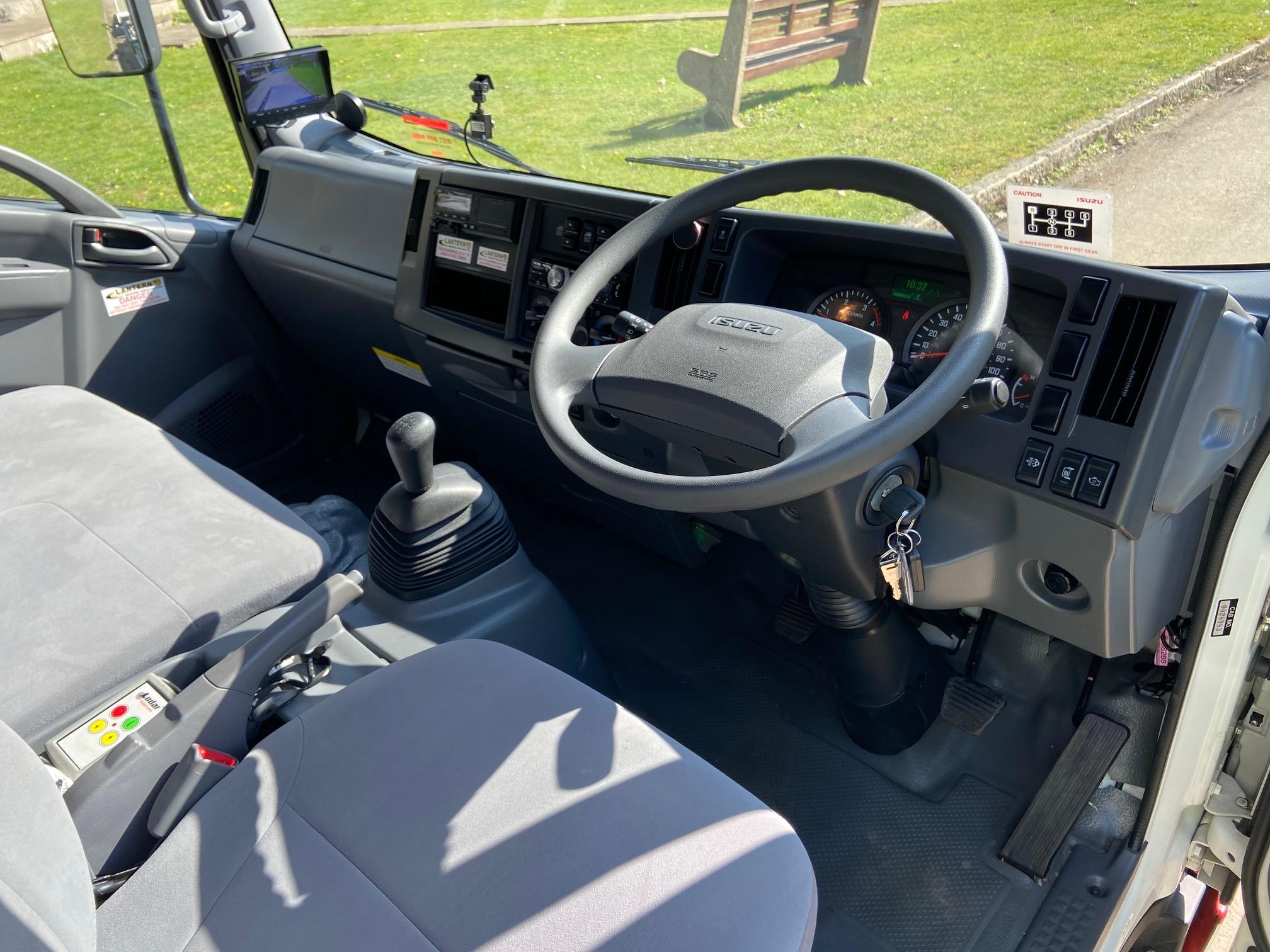 2021 '21' Isuzu N75.190 Crew Cab (Manual) Euro 6