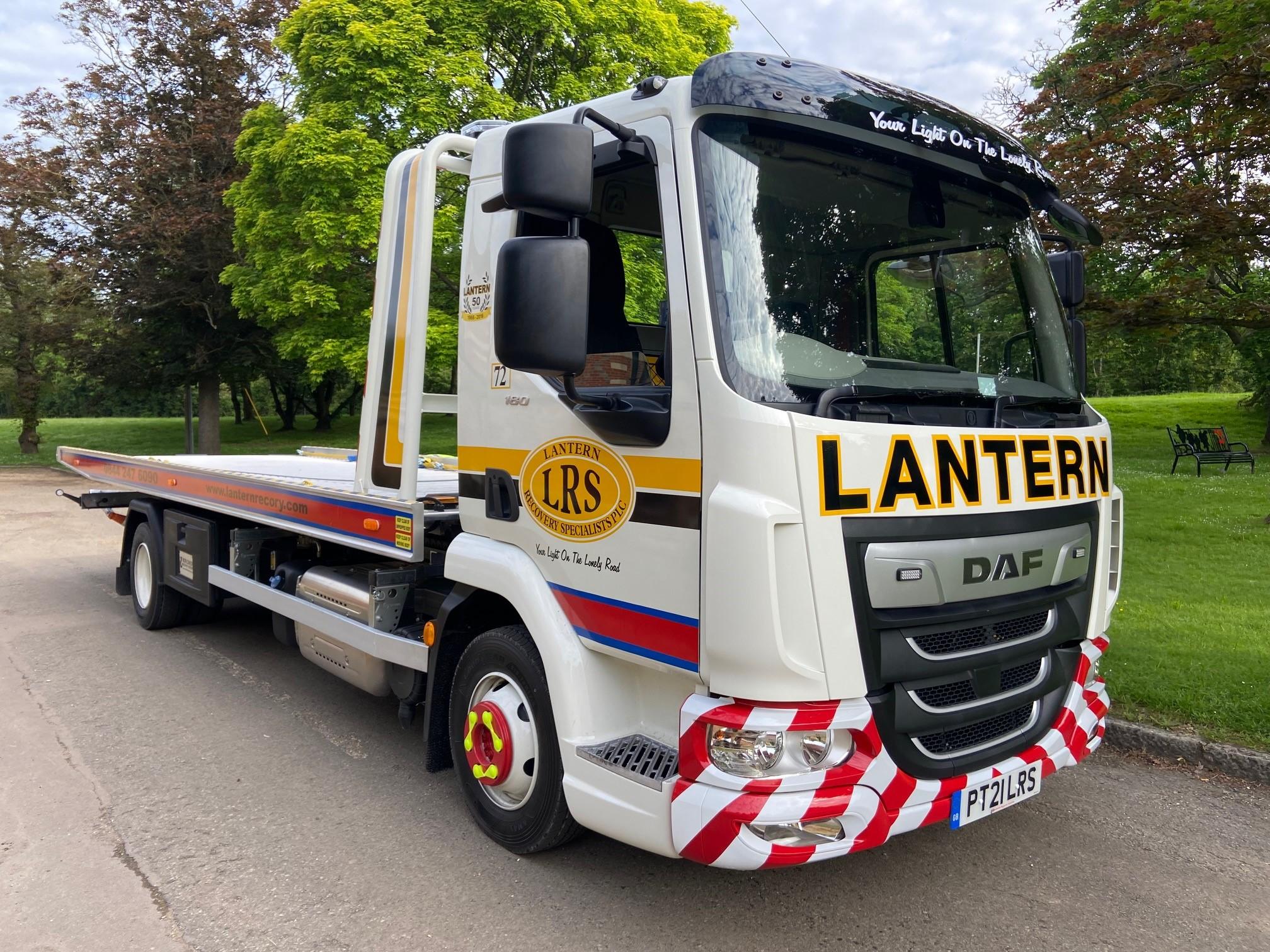2021 '21' DAF LF 180 Day Cab (AUTO) – 7.5 Ton