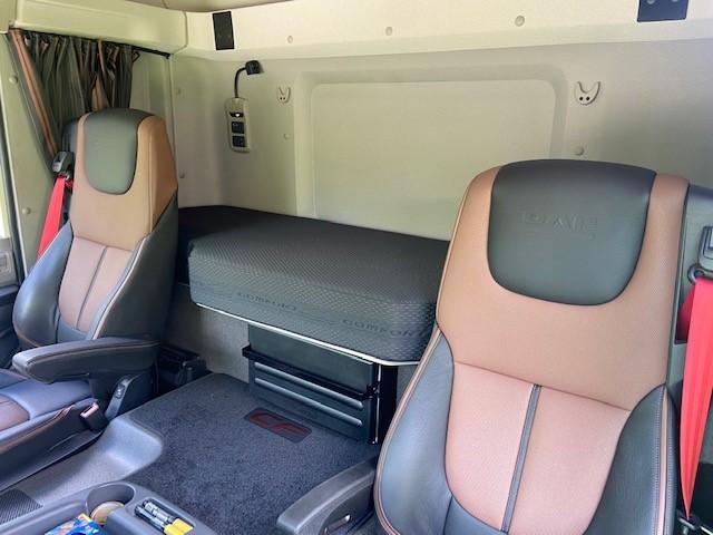 2021 '21' DAF CF 340 Sleep/Space Cab (AUTO) – 18 Ton ACCIDENT UNIT
