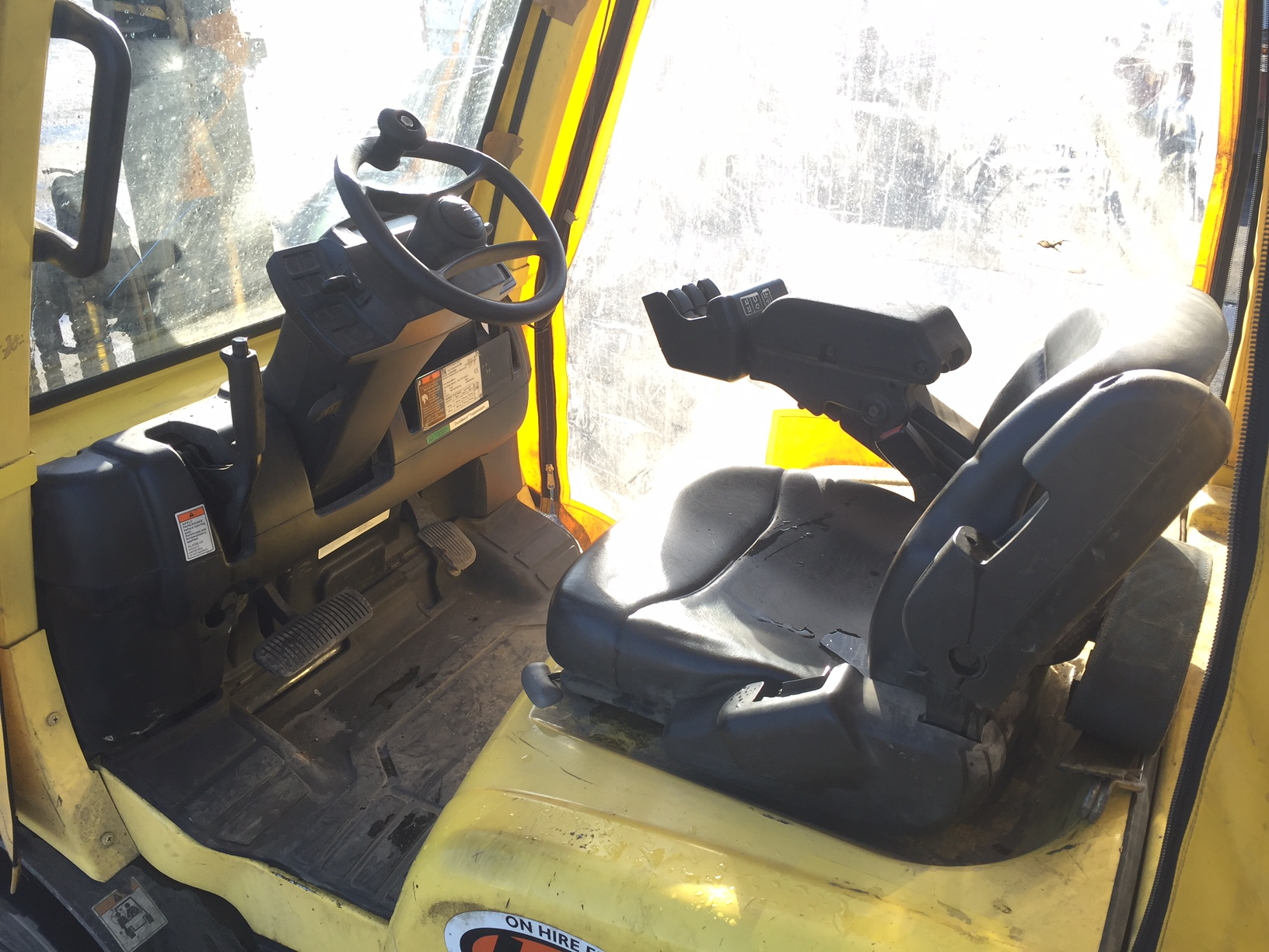 2006 Hyster Forklift 2.5 Fortens