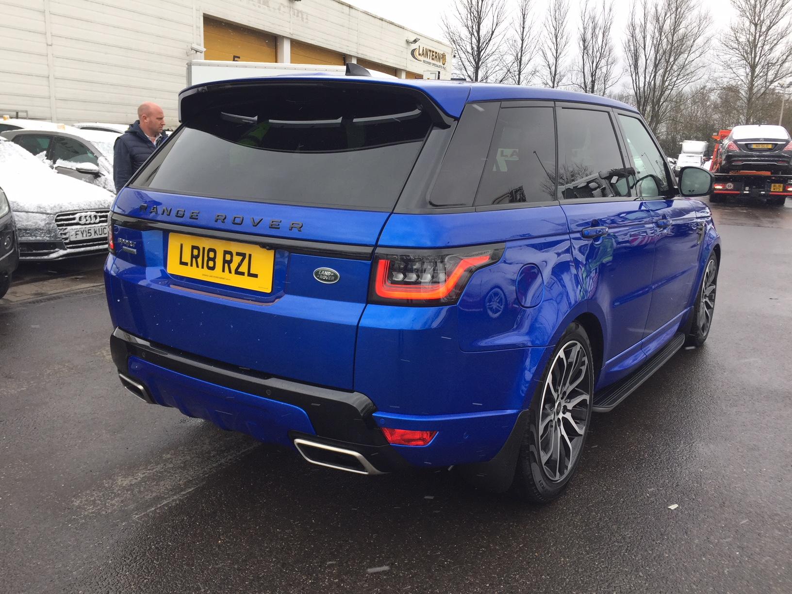 2018 '18' Range Rover Sport 3.0 TDV6 Autobiography
