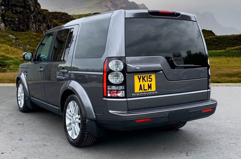 2015 '15' Land Rover Discovery 4 3.0 **COMMERCIAL**