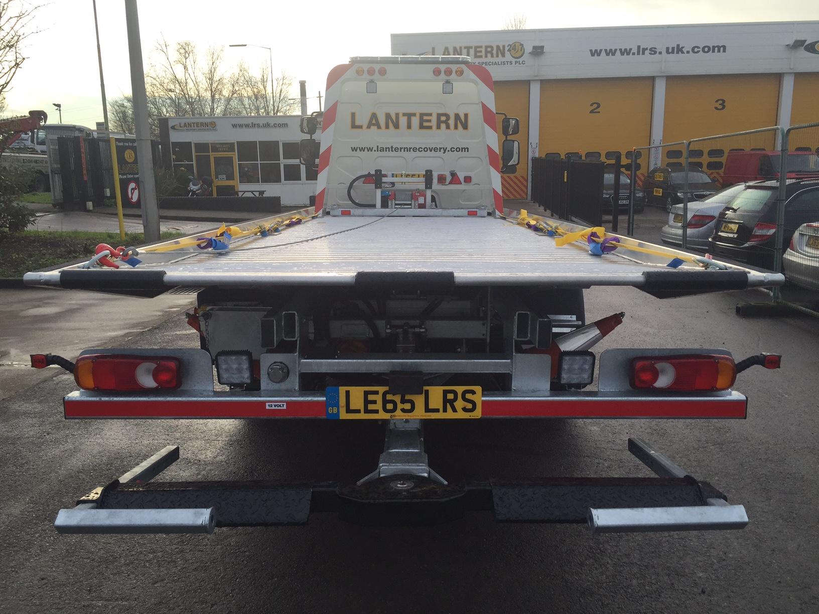 2016 '65' DAF LF 180 (Euro 6) AUTO 7.5 Ton
