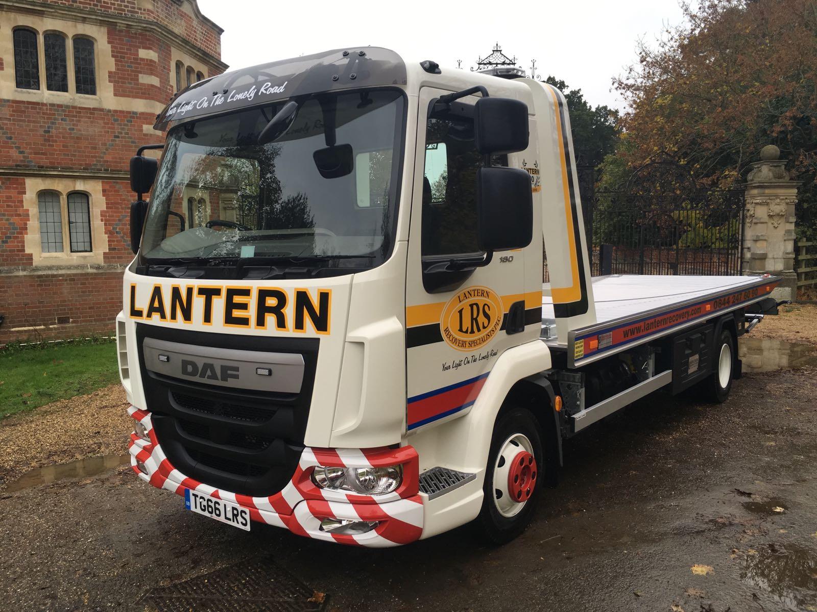 2016 '66' DAF LF 180 (Euro 6) AUTO 7.5 Ton